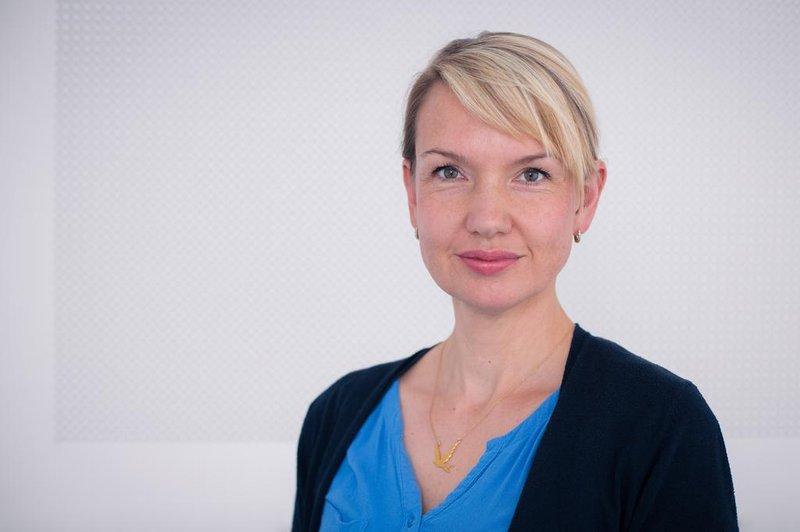 Julia Bandelow, Pressesprecherin DGB NRW