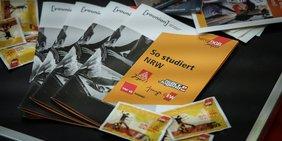 So studiert NRW: DGB-Studie zu Studierenden in Nordrhein-Westfalen