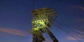 Zeche Zollern in Dortmund: Ehemaliges Steinkohle-Bergwerk
