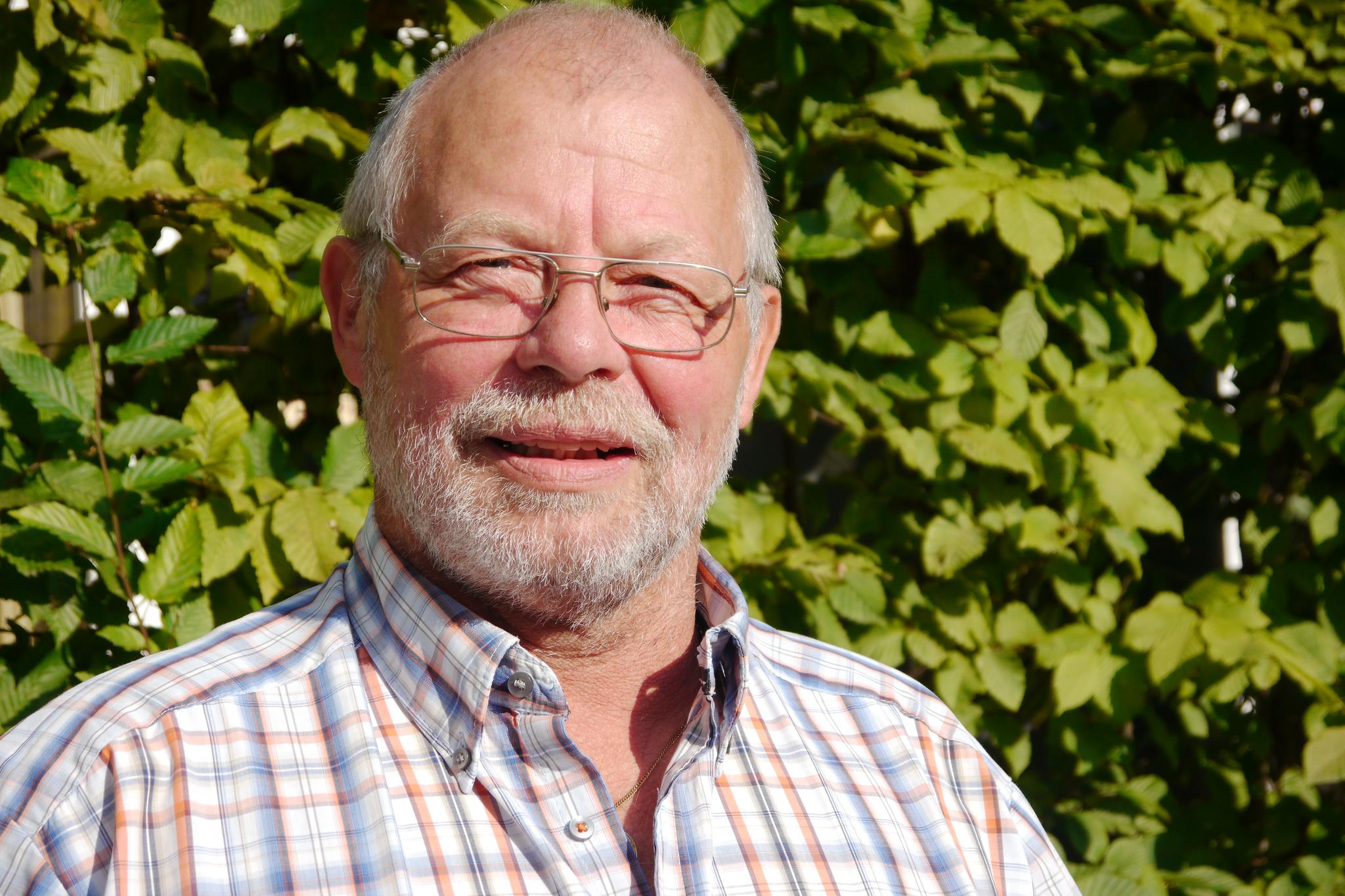 Siegfried Dörr, Vorsitzender des DGB-Kreisverbands Rhein-Erft