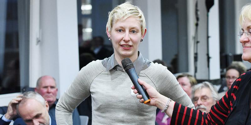 Stephanie Albrecht: Bei IG BCE Düsseldorf gibt's positive Mitgliederentwicklung