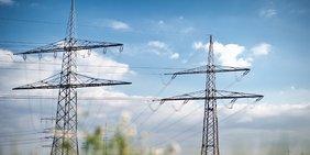 Teaser Energie, Strom, Oberleitung