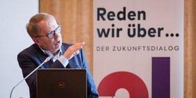 Martin Junkernheinrich zu Entschuldung der Kommunen im Ruhrgebiet