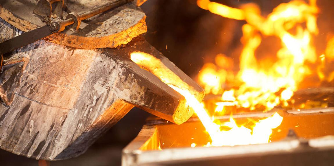 Stahl: Die IG Metall fordert 6 Prozent mehr Lohn in der aktuellen Tarifrunde