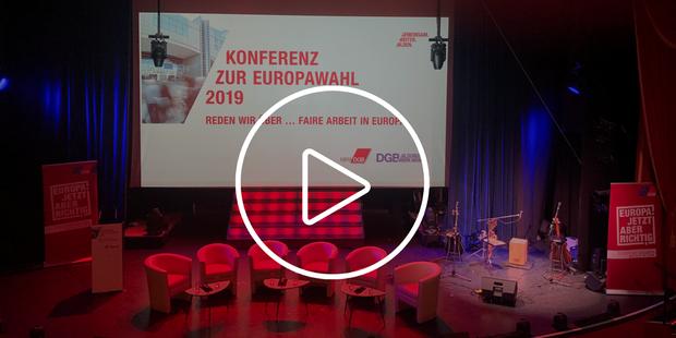 Konferenz zur Euroawahl: Live-Stream
