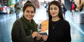 Bessere Studienbedingungen: Dafür wirbt die DGB-Jugend NRW während ihrer Aktionswoche #GutesStudium