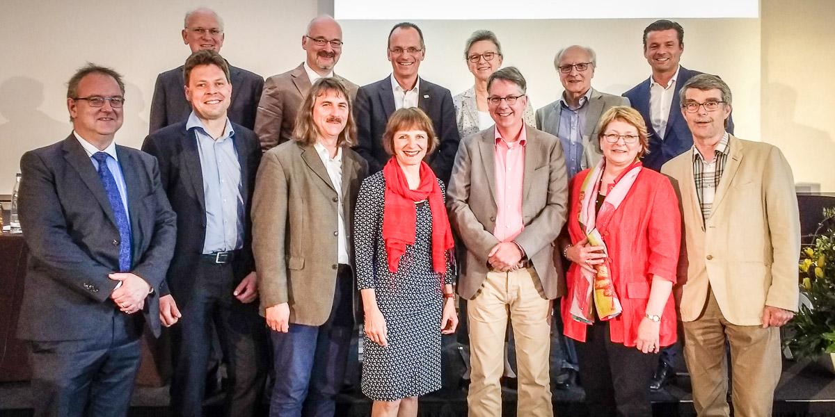 Vorstand KlimaDiskurs NRW