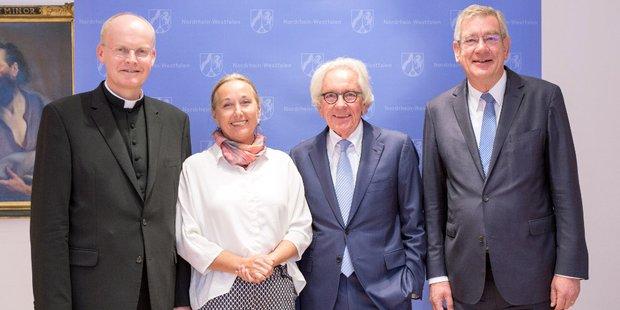 Franz-Josef Overbeck, Anja Weber, Stephan Holthoff-Pförtner, Arndt G. Kirchhoff