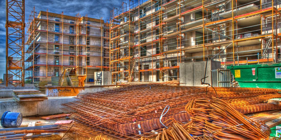 Baustelle: Der DGB NRW unterstützt den Vorschlag einer landeseigenen Wohnungsbaugesellschaft
