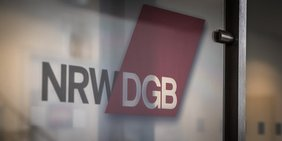 Logo DGB NRW