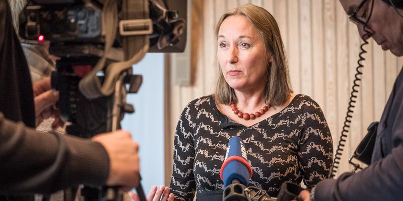 Anja Weber, Vorsitzende DGB NRW, im Interview