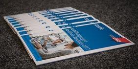 DGB NRW Ausbildungsreport 2017