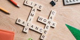 Scrabble Wörter Work Life Balance