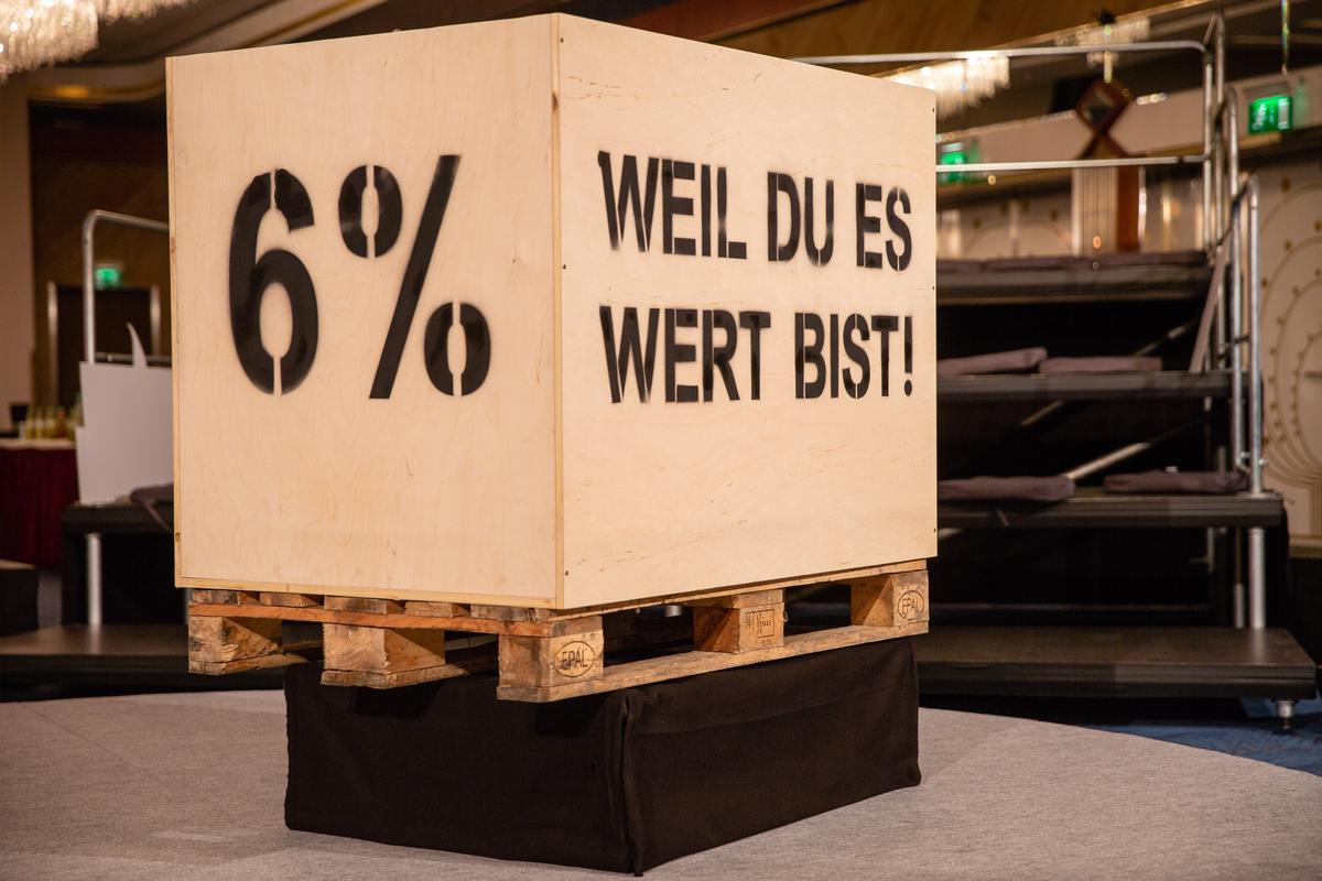 6 % höhere Entgelte und Ausbildungsvergütungen fordert die IG BCE in der aktuellen Chemie-Tarifrunde