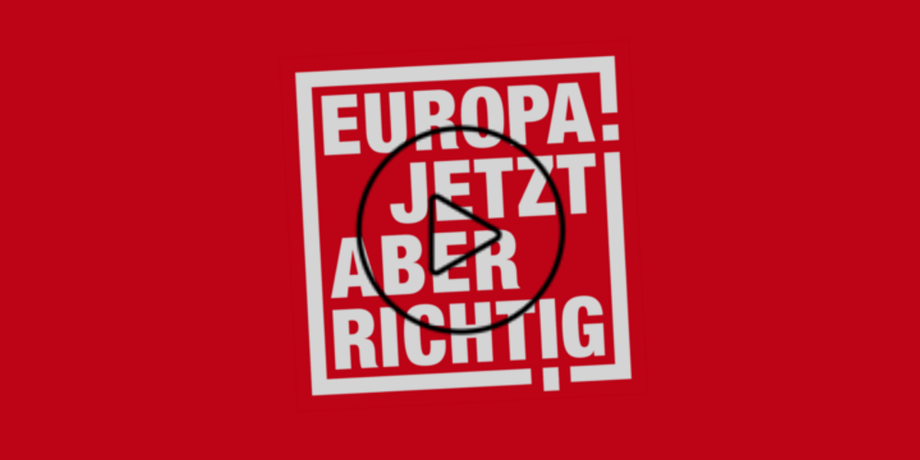 NRW-Gewerkschaften zur Europawahl