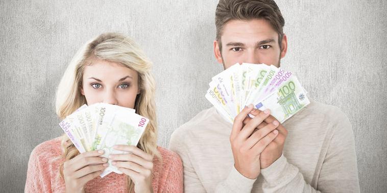 Lohnlücke Zwischen Frauen und Männern schließen.