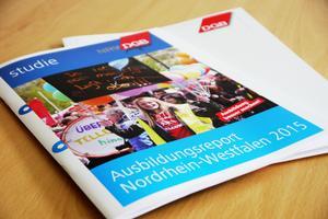 Ausbildungsreport 2015 der DGB-Jugend NRW