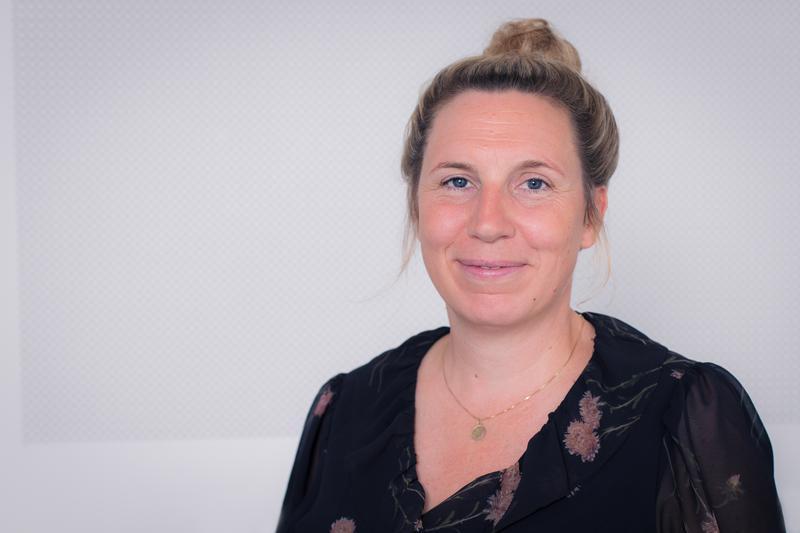 Daniela Zinkann leitet die Abteilung Öffentlicher Dienst und Beamte beim Deutschen Gewerkschaftsbund Nordrhein-Westfalen