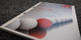 Geschäftsbericht DGB NRW 2006–2009