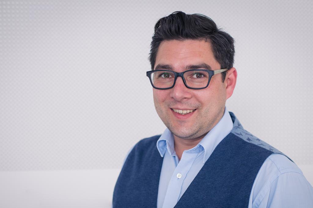 Tobias Agreiter, Abteilungsleiter Organisation, Verwaltung, Finanzen und Personal