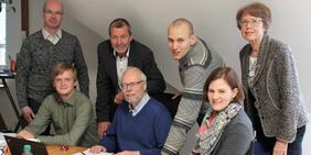 Das Team der TBS NRW unterstützt Beschäftigte und Interessenvertretungen mehr Klimaschutz im Betrieb zu realisieren