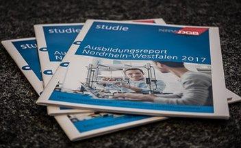 Ausbildungsreport der DGB-Jugend NRW