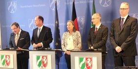 NRW-Landesregierung und Gewerkschaften haben sich auf Besoldung geeinigt