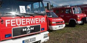 Feuerwehrautos