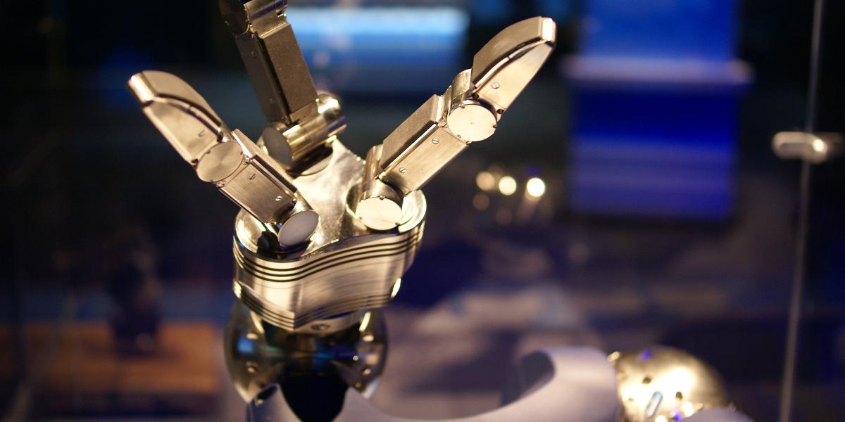 Digitalsierung der Arbeitswelt: Roboter