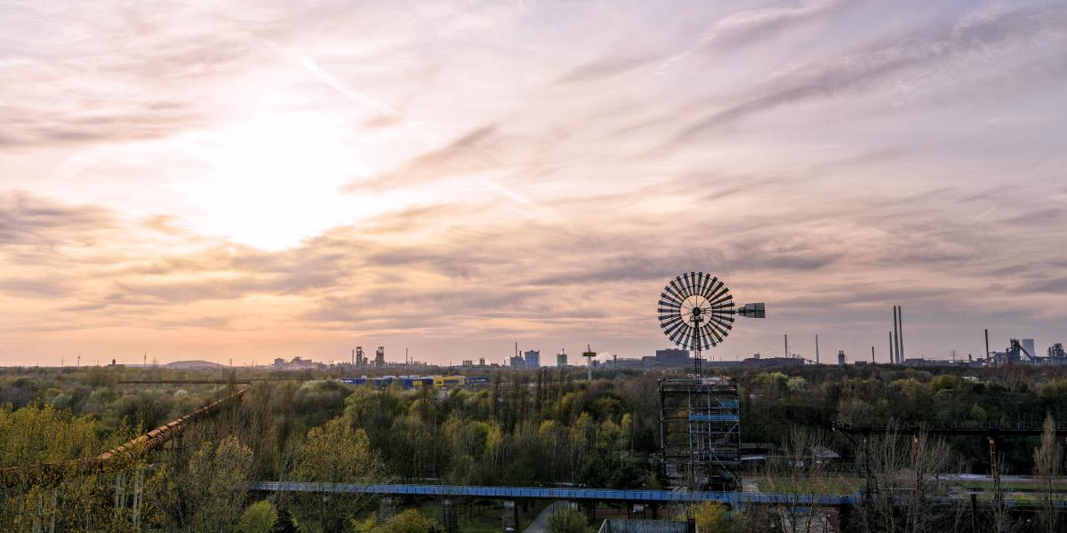 Duisburg: Auch hier herrscht eine hohe Langzeitarbeitslosigkeit, gegen die der DGB mehr Engagement fordert