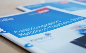 Ausbildungsreport NRW 2016 Bühne