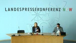 Pressekonferenz zum 1. Mai 2021