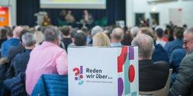 DGB-Zukunftsdialog zur Zukunft des Rheinischen Reviers am 22. Februar 2019 in Jülich