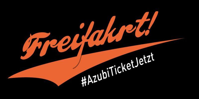 Kampagnen-Logo Azubiticket