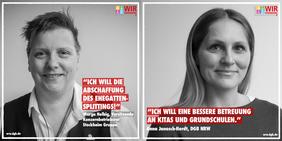 Das fordern Gewerkschafterinnen aus NRW zum Internationalen Frauentag