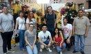DGB-Jugend NRW trifft armenische Gewerkschaftsjugend