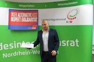 Ibrahim Baltaci, Integrationsrat Herne