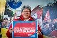 bunt & weltoffen, für Respekt & Solidarität in Bielefeld.