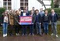 DGB-Jugend plus Jusos in Brakel Kreis Höxter