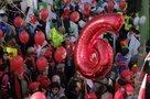 Luftballon: Sechs Prozent mehr Lohn im öffentlichen Dienst