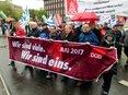 1. Mai Duisburg Banner