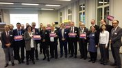 Bürgerdialog der Düsseldorfer Allianz für Weltoffenheit
