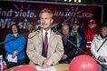 Auch Gelsenkirchens Oberbürgermeister Frank Baranowski spricht auf der Mai-Kundgebung.