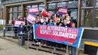 DGB-Jugendbildungsreferenten und -referentinnen sowie Jugendsekretäre und -sekretärinnen aus ganz Deutschland während einer Fortbildung zum Thema Berufsschularbeit in Hattingen