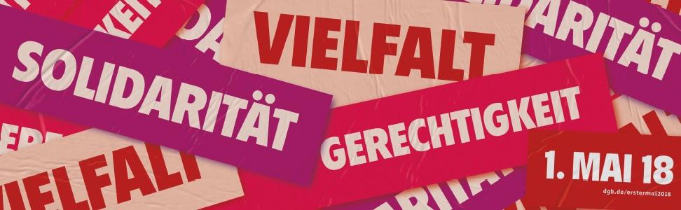 Zum Tag der Arbeit gibt es auch in NRW zahlreiche Veranstaltungen der Gewerkschaften