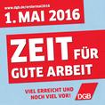 Motive 1. Mai 2016 DGB