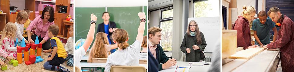 Bildung in Nordrhein-Westfalen: Kindergarten, Schule, Berufskolleg, Hochschule, Ausbildung