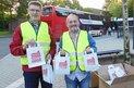 Renten-Aktion der Gewerkschaften in Lüdinghausen
