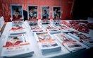 Prospekte des DGB zur Bundestagswahl