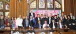 Die Delegierten des Hauptausschusses des Landesintegrationsrates NRW